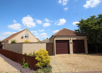 Thumbnail 3 bed detached bungalow for sale in Acred Close, Little Downham, Ely