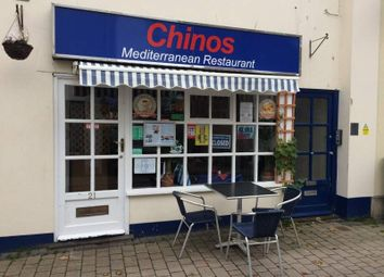 Thumbnail Restaurant/cafe for sale in 21 Waterloo Street, Teignmouth