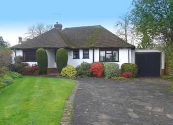 Thumbnail 3 bed bungalow for sale in Knowsley Way, Hildenborough, Tonbridge