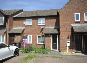 Thumbnail 2 bed terraced house to rent in Mill Close, Raunds, Northamptonshire