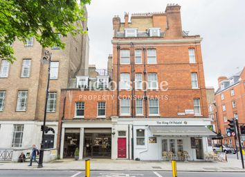 Thumbnail 2 bed terraced house to rent in Flat 3, 66 Compton Mansions, Tavistock Place, Russell Square