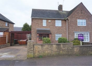 Thumbnail 3 bed semi-detached house for sale in Arleston Drive, Wollaton