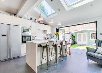 Riverview Grove, Chiswick W4. 4 bed terraced house