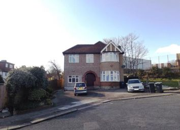 Thumbnail 10 bed detached house for sale in Ridge Close, London