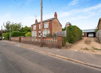 Thumbnail 3 bed detached house for sale in Lerowe Road, Walsoken, Wisbech, Cambridgeshire