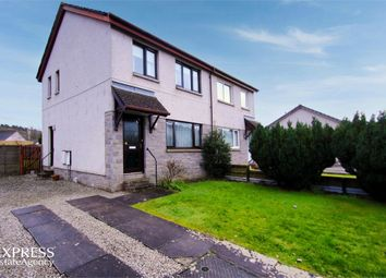 Thumbnail 3 bedroom semi-detached house for sale in Dalmun Avenue, Dalbeattie, Dumfries And Galloway