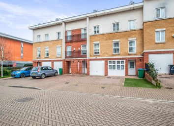 Thumbnail 4 bed terraced house for sale in The Gateway, Watford