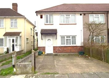 Thumbnail 3 bedroom end terrace house to rent in Kingsbridge Road, Southall