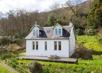 Thumbnail 4 bed detached house for sale in Tighnabruaich