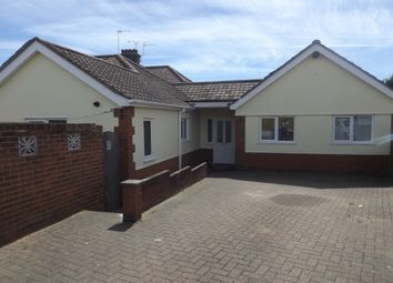 Thumbnail 5 bedroom bungalow to rent in Princethorpe Road, Ipswich