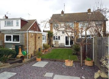 Thumbnail 3 bed property for sale in Hudson Road, Eastwood, Leigh-On-Sea