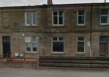 Thumbnail 2 bed flat to rent in 16 Inchinnan Road, Renfrew PA4,