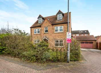 Thumbnail 5 bed detached house for sale in Parkgate, Goldthorpe, Rotherham