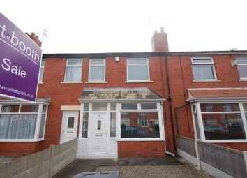 Thumbnail 2 bedroom terraced house for sale in Beardshaw Avenue, Blackpool