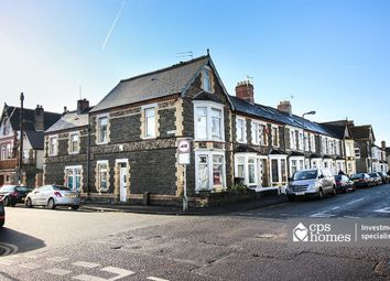 Thumbnail 5 bedroom terraced house to rent in Moy Road, Roath, Cardiff
