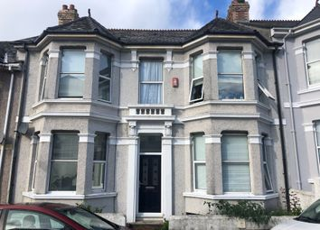 Thumbnail 6 bed terraced house for sale in Pentillie Road, Mutley, Plymouth