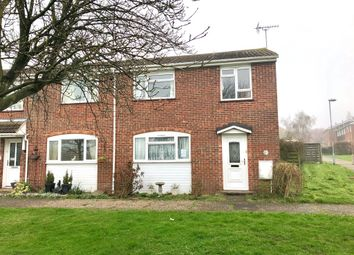 Thumbnail 3 bed end terrace house for sale in Girling Road, Dereham