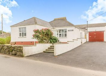 Thumbnail 4 bed bungalow for sale in Pendeen, Penzance, Cornwall
