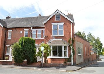 Thumbnail 5 bed town house for sale in Victoria Road, Market Drayton