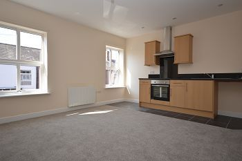 Thumbnail 1 bed flat to rent in Green Street, Sandbach