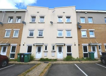 Thumbnail 4 bed town house to rent in Whippendell Road, Watford