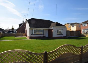 Thumbnail 3 bed bungalow to rent in Long Road, Canvey, Essex
