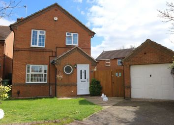 Thumbnail 4 bedroom detached house for sale in Cherrybrook Close, Anstey Heights