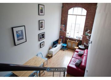 Thumbnail 1 bedroom flat to rent in Bow Quarter, London
