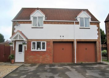 Thumbnail 2 bed flat for sale in Highdown Way, St Andrews Ridge, Swindon