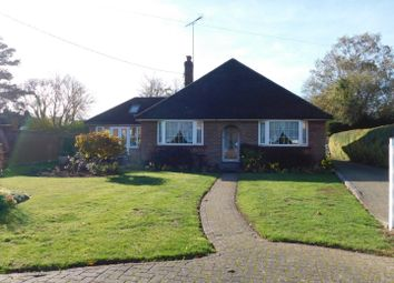 Thumbnail 3 bed detached bungalow for sale in Sharps Row, Heath Road, Woolpit, Bury St. Edmunds