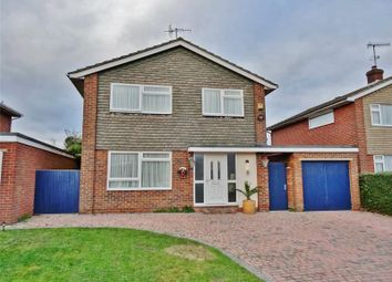 Thumbnail 3 bedroom detached house for sale in The Templars, Broadwater, Worthing