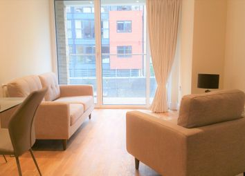 Thumbnail 2 bed flat for sale in Bywater Square, Canary Gateway, London