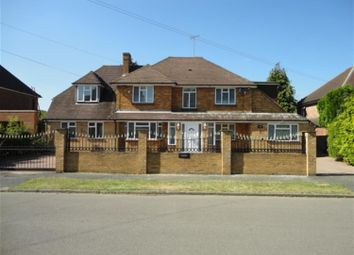 Thumbnail 7 bed detached house for sale in Wood Lane Close, Iver, Bucks