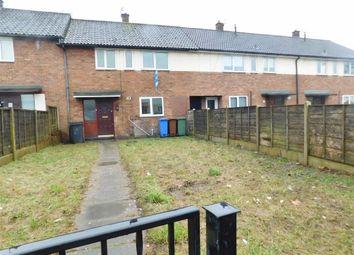 Thumbnail 3 bedroom terraced house for sale in Rainham Way, Brinnington, Stockport