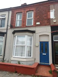 Thumbnail Terraced house for sale in Patten Street, Birkenhead