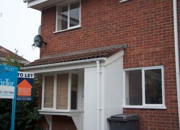 Thumbnail 1 bedroom semi-detached house for sale in Brambling Close, Audenshaw, Manchester