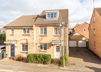 Thumbnail 3 bed semi-detached house to rent in Jubilee Gardens, Rushden