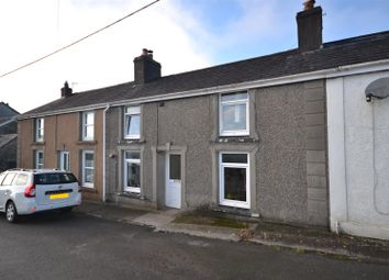 Thumbnail 2 bed terraced house for sale in Spring Terrace, Llansawel, Llandeilo