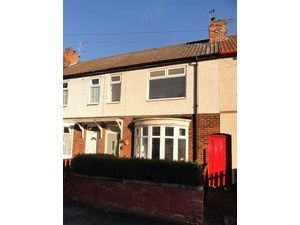Thumbnail 2 bed terraced house to rent in Ashgrove Avenue, Hartlepool
