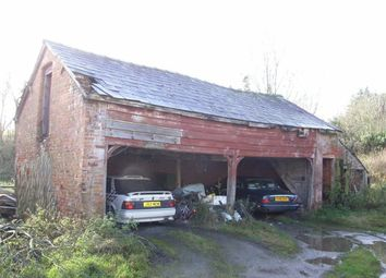 Thumbnail 2 bed barn conversion for sale in Barn D Lower Brynllywarch, Kerry, Newtown, Powys