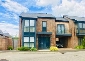 Thumbnail 3 bed semi-detached house for sale in Ada Walk, Oakgrove, Milton Keynes