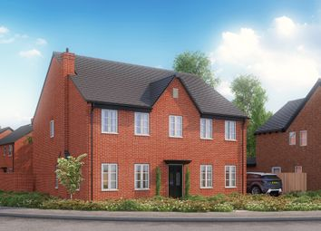 Thumbnail 5 bedroom detached house for sale in Pound Lane, Worcestershire