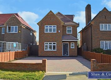 Thumbnail 4 bed detached house for sale in Hall Road, Isleworth, Middlesex