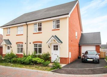 3 bed semi-detached house for sale in Eton Dorney, Arena Close, Andover SP11