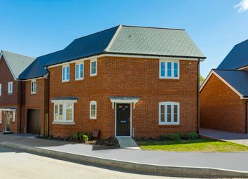 Thumbnail 3 bedroom detached house for sale in Parsons Way, Tongham, Surrey