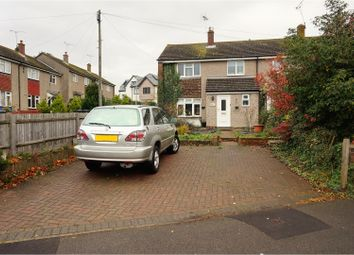 Thumbnail 3 bed end terrace house for sale in Bybrook Road, Ashford