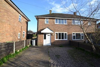 Thumbnail 3 bed semi-detached house for sale in Ashley Road, Wilmslow
