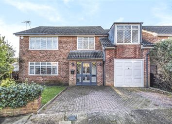 Thumbnail 4 bed detached house for sale in Abbey Close, Pinner, Middlesex