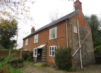 Thumbnail 3 bed cottage for sale in Marestail Cottages, The Street, Brinton, Melton Constable, Norfolk