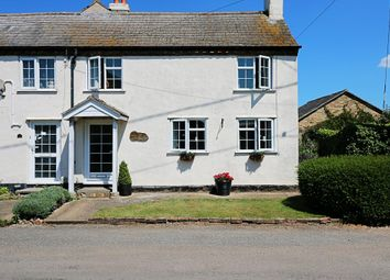 Thumbnail 2 bed end terrace house for sale in Little Raveley, Huntingdon